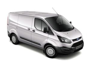 Ford Transit Custom Low Roof L1 Automatic Panel Van on a 12 month van lease