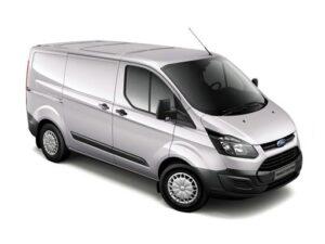 Ford Transit Custom Low Roof L2 Manual Panel Van on a 12 month van lease
