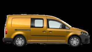VW Caddy Maxi Kombi Van 2.0 TDI Manual Crew Van [12m] [SP] on a 12 month van lease