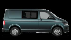 VW Transporter 2.0 TDI KOMBI LWB Automatic Crew Van [6m] [VS] on a 6 month van lease