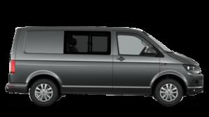 VW Transporter 2.0 TDI KOMBI SWB Automatic Crew Van [6m] [VS] on a 6 month van lease