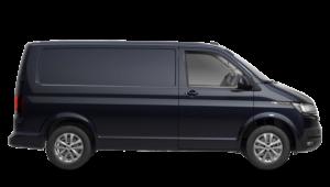 VW Transporter 2.0 TDI LWB Manual Panel Van [18m] [CVC] on a 18 month van lease