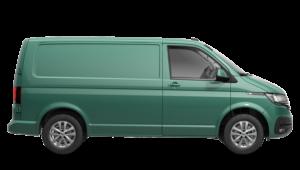 VW Transporter 2.0 TDI SWB Manual Panel Van [12m] [CVC] on a 12 month van lease