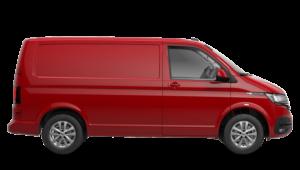 VW Transporter 2.0 TDI SWB Manual Panel Van [18m] [CVC] on a 18 month van lease