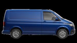 VW Transporter 2.0 TDI SWB Manual Panel Van [6m] [VS] on a 6 month van lease