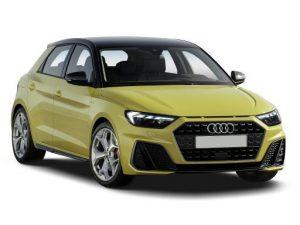 Audi A1 Sportback 25 TFSI S Line 5dr Manual (Hatchback)