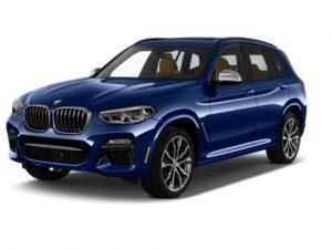 BMW X3 Estate xDrive 20d M Sport 5dr Auto (SUV)