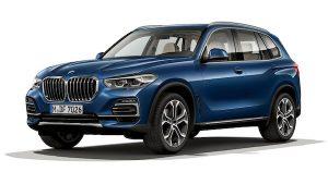 BMW X5 Estate xDrive 40i MHT M Sport [7 Seats] 5dr Auto (SUV)