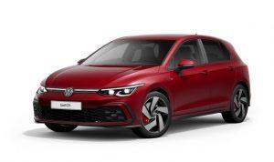 VW Golf Hatchback 2.0 TSI GTi DSG (Mk8) 5dr Auto (Hatchback)